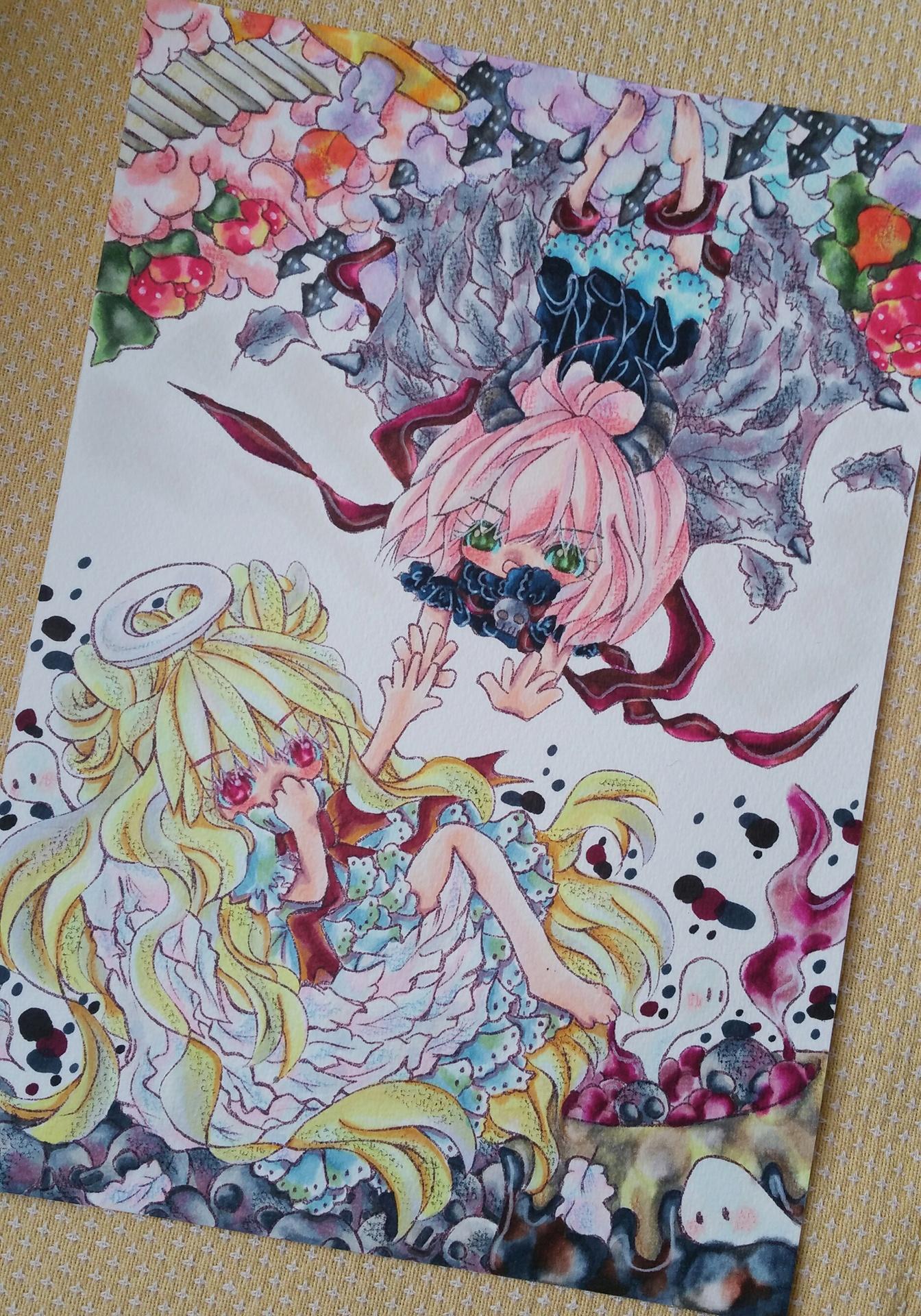 天使&悪魔